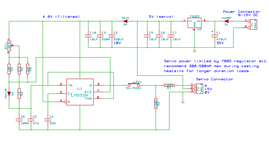Full schematic diagram