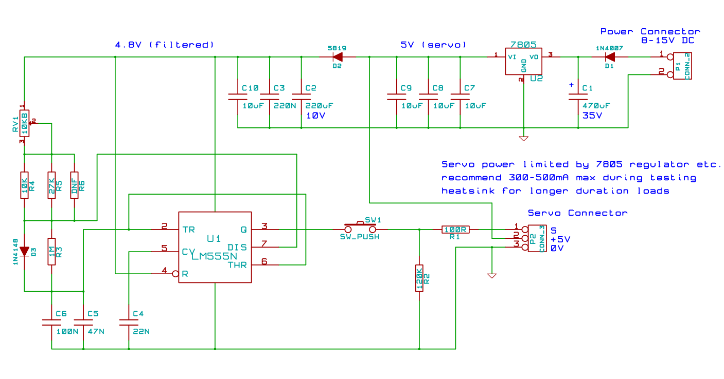 schematic_1 555 servo tester pmb nz rcbeacon com RC Wiring Diagrams at edmiracle.co