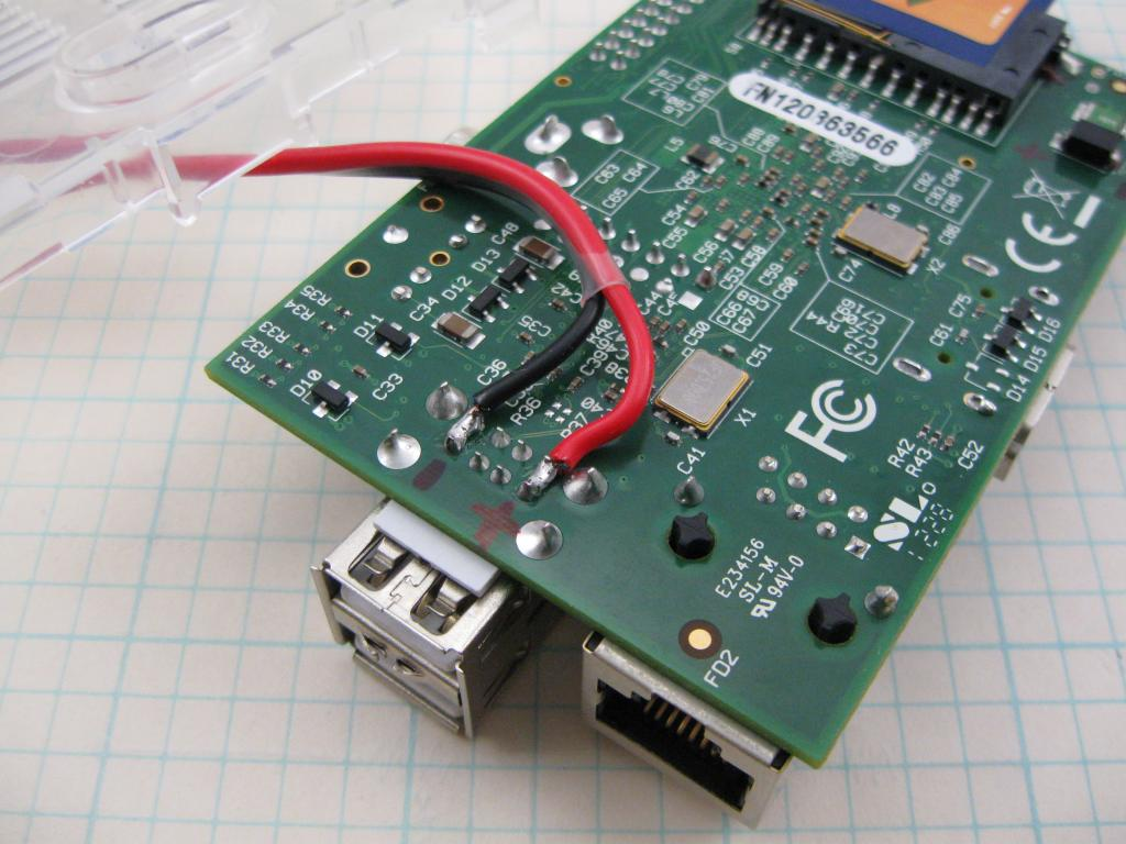 Raspberry Pi Power Wiring Mods Part 2 Pmb Nz Supply Modifications