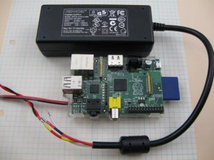 Raspberry pi power