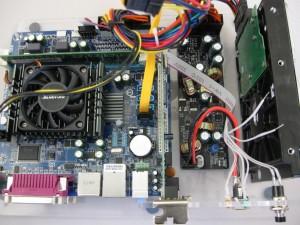 mini-itx minimal server