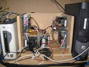 mini-itx web server, zoneminder
