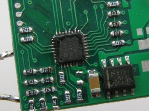cpu re-soldered