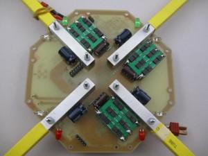quad power board