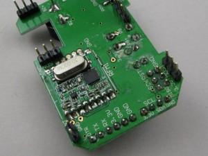 OpenLRS transmitter board