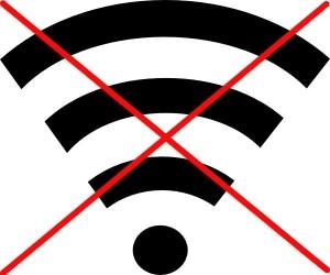 ban wifi