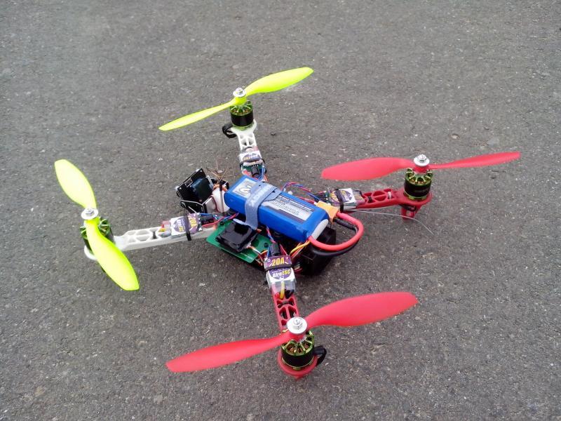 Building a low cost beginners Quad – Multirotor – PMB-NZ