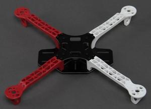quad frame 330
