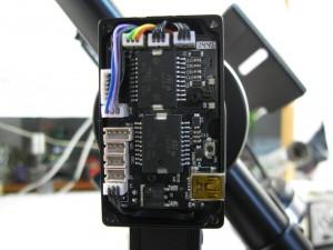 DJI camera gimbal repair