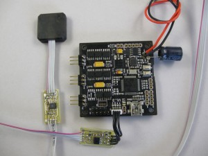 I2C sensor extension buffers