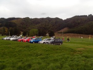 WMAC quad racing at Trentham
