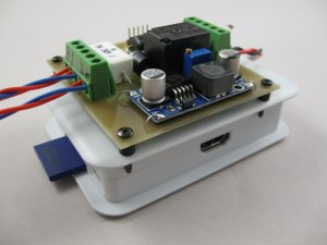 Raspberry Pi power board