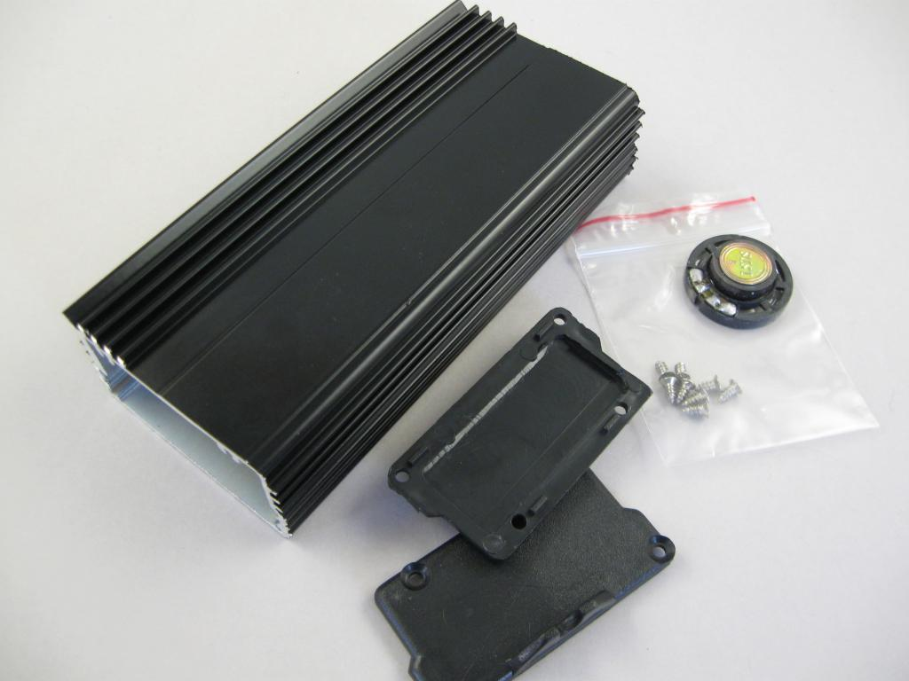 tracker receiver enclosure kit