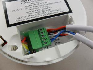 FPL smoke detector