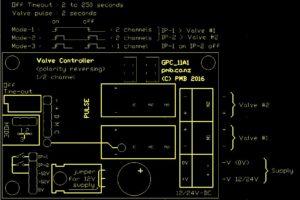 valve controller connection