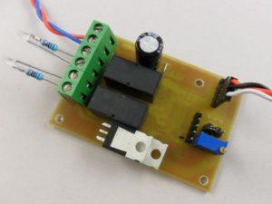 valve controller board