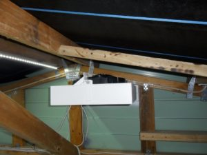 garage extractor fan