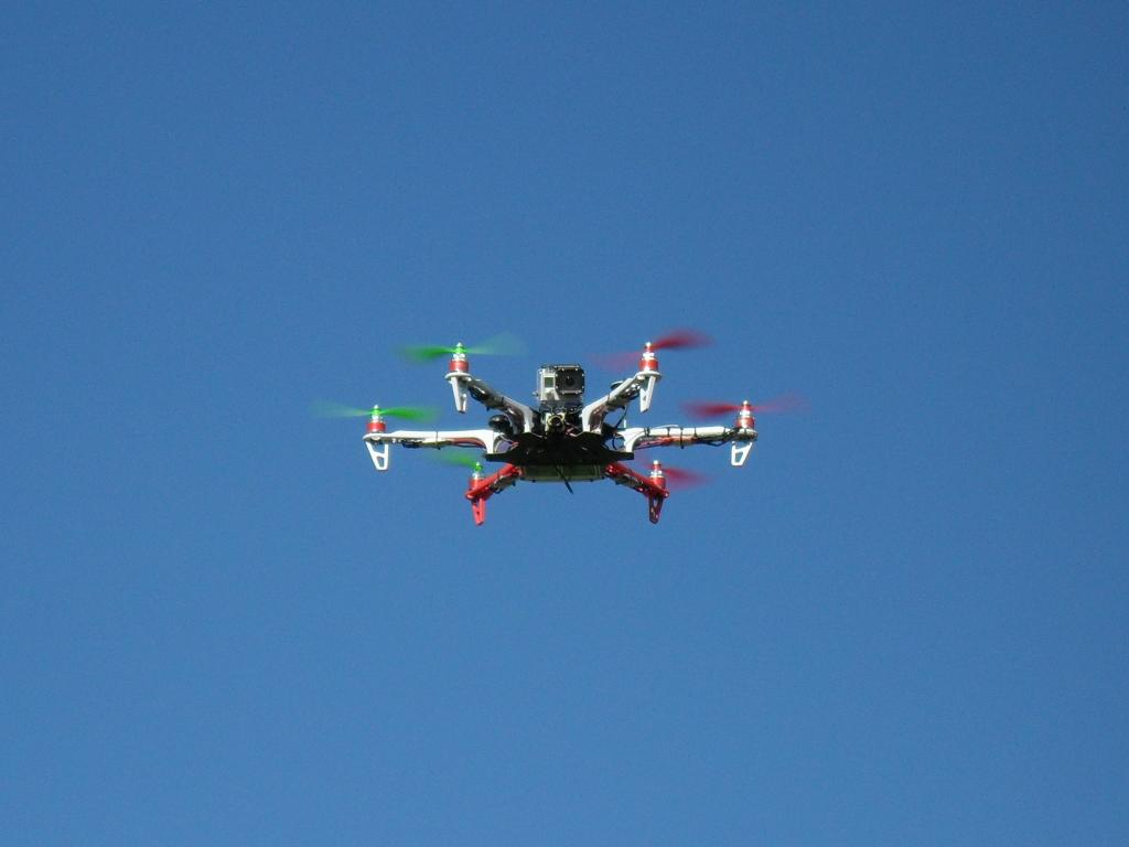hex multirotor