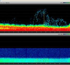 2.4ghz radio jammer signal