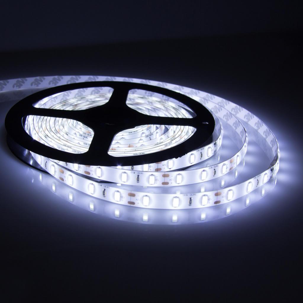 LED strip, 5630, 300 LED, 14W/M, 5M reel