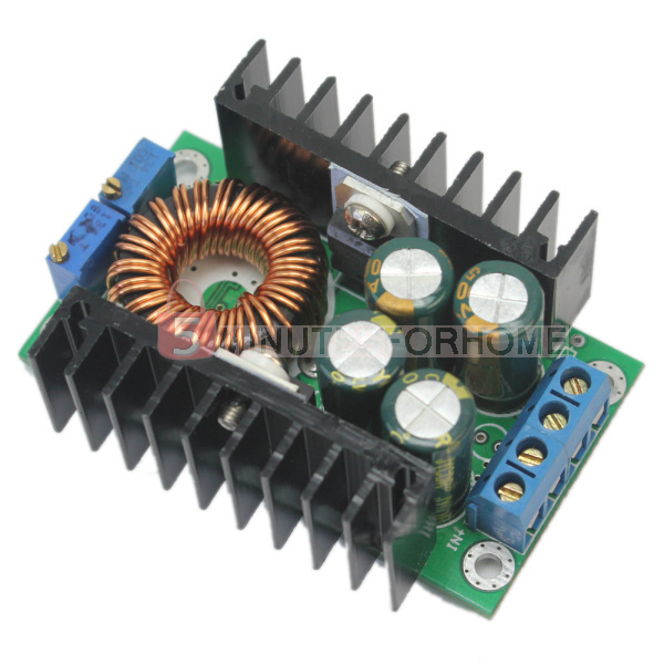 dc-dc 12A step-down regulator
