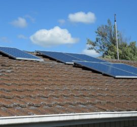 experimenting with solar pv