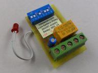 24V low-voltage detector relay