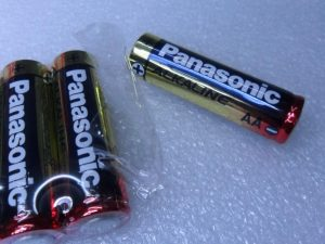 Panasonic AA Alkaline cell